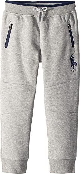 Double Knit Pull-On Pants (Toddler)