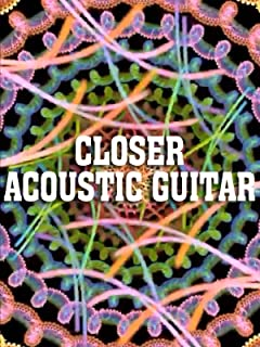 Closer the Chainsmokers - Acoustic Guitar Cover