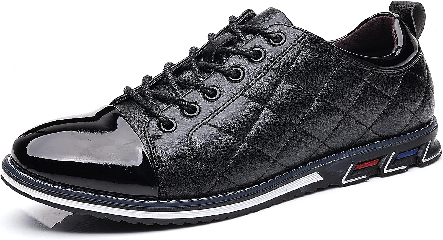 Rapid rise COSIDRAM Mens Stylish Finally resale start Sneakers Casual Shoes Leisure Oxford Dress