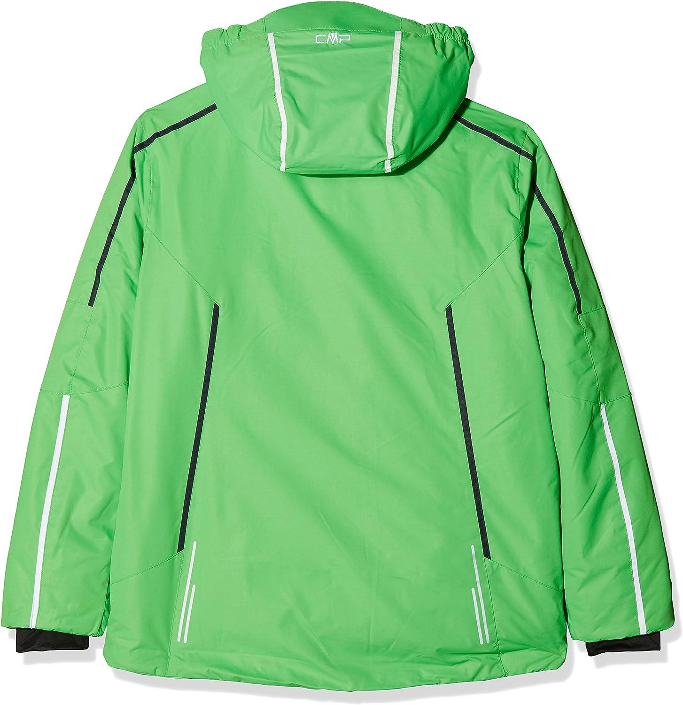38W0234 chaqueta acolchada Ni/ño ni/ño CMP Feel Warm Flat 3000