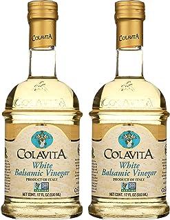 Colavita White Balsamic Vinegar, 2 Count