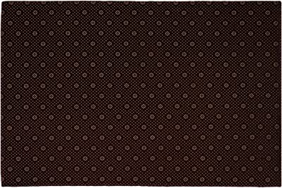 Story@Home Designer Stone Pattern Fancy Super Soft Anti Skid Door Mat for Home, Kitchen and Office (Brown, 40 X 60 cm)