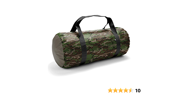 Blue /& Camo 30L Water Resistant Duffle Bag Aqua Quest Kuta Duffel Green Grey Black Lightweight /& Compact YKK Zip