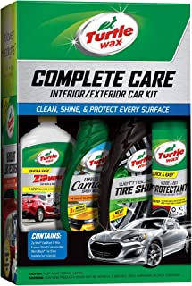 Turtle Wax Complete Care Kit