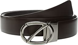Z Zegna - Reversible BPOLG1 H35mm Belt