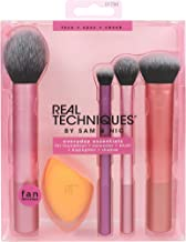 Real Techniques Everyday Essentials Makeup Brush Complete