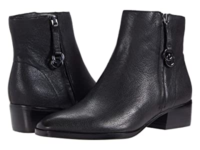 Naturalizer Henry (Black Leather) Women