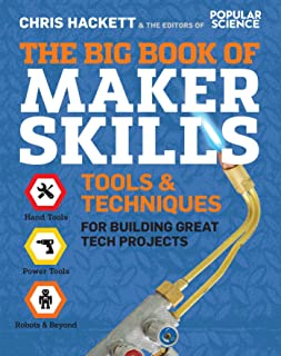 Big Book Of Maker Skills