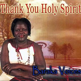 Thank You Holy Spirit