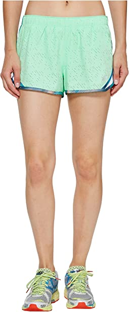"""Accelerate 2.5"""" Printed Shorts"""