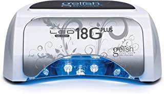 Gelish Harmony 18G Plus 36-Watt LED Gel Light For Curing Manicures | 18GPlus