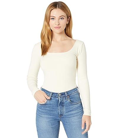 AllSaints Jamie Long Sleeve Bodysuit