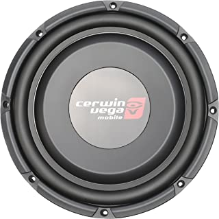 CERWIN VEGA VPRO152D Pro 1800 Watts Max 15-Inch Dual Voice Coil 2 Ohms//900 Watts Power Handling