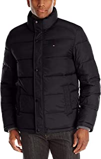 mens Classic Puffer Jacket (Standard and Big & Tall)