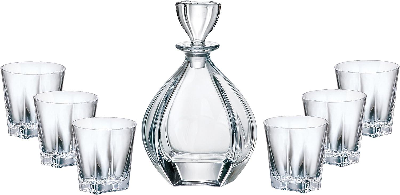 Barski - European Quality 7 Piece Wine for SALENEW very Sales of SALE items from new works popular Set Whiskey Bar