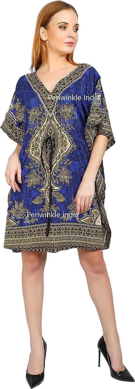 Ladies Short Kaftans Kimono Maxi Style Dresses Women in Regular to Plus Size Cover up