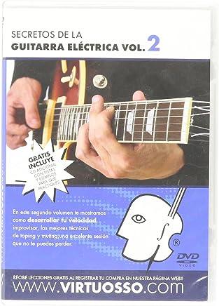Virtuosso Electric Guitar Method Vol.2 (Curso De Guitarra Eléctrica Vol.2)