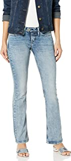 Women's Tuesday Low-Rise Slim Bootcut Jeans