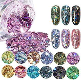 Best glitter gradient acrylic nails Reviews