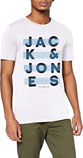 Jack & Jones Men's Jcojumbo Tee Ss Crew Neck FST T-Shirt