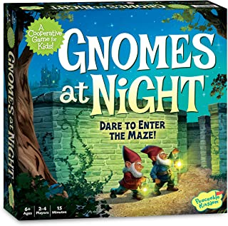 Peaceable Kingdom/ Gnomes at Night- A Cooperative Maze Game for Kids!