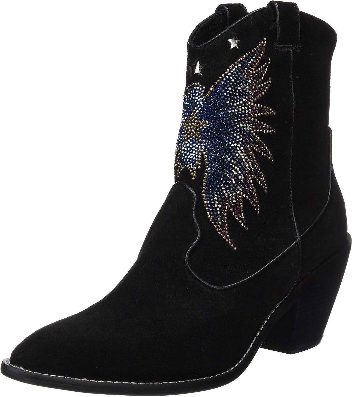 Lola Cruz Women's Heka Ankle Boots
