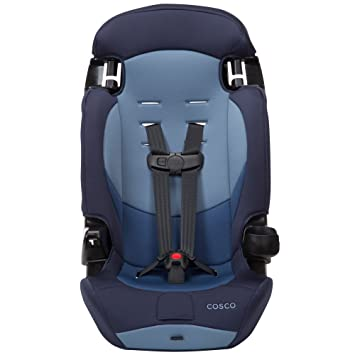 Cosco Finale DX 2-in-1 Booster Car Seat, Sport Blue: image