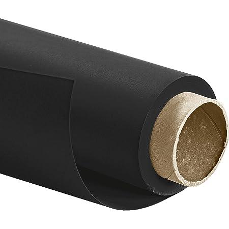 Walimex Pro Papierhintergrund Schwarz 1 35m X 10m Kamera
