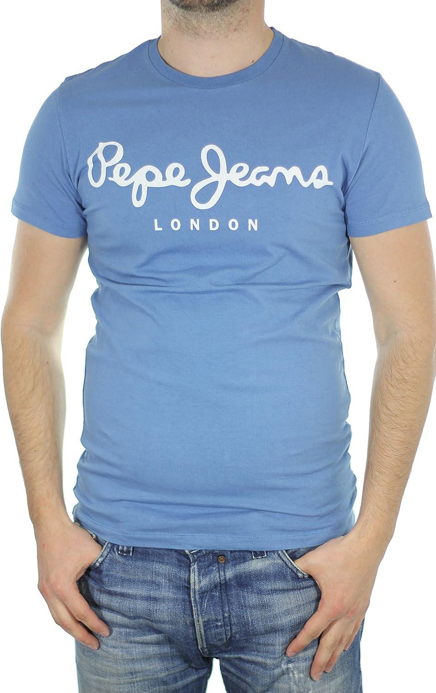 Pepe Jeans Original Stretch Camiseta para Hombre