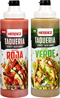 Best herdez salsa verde gluten free Reviews