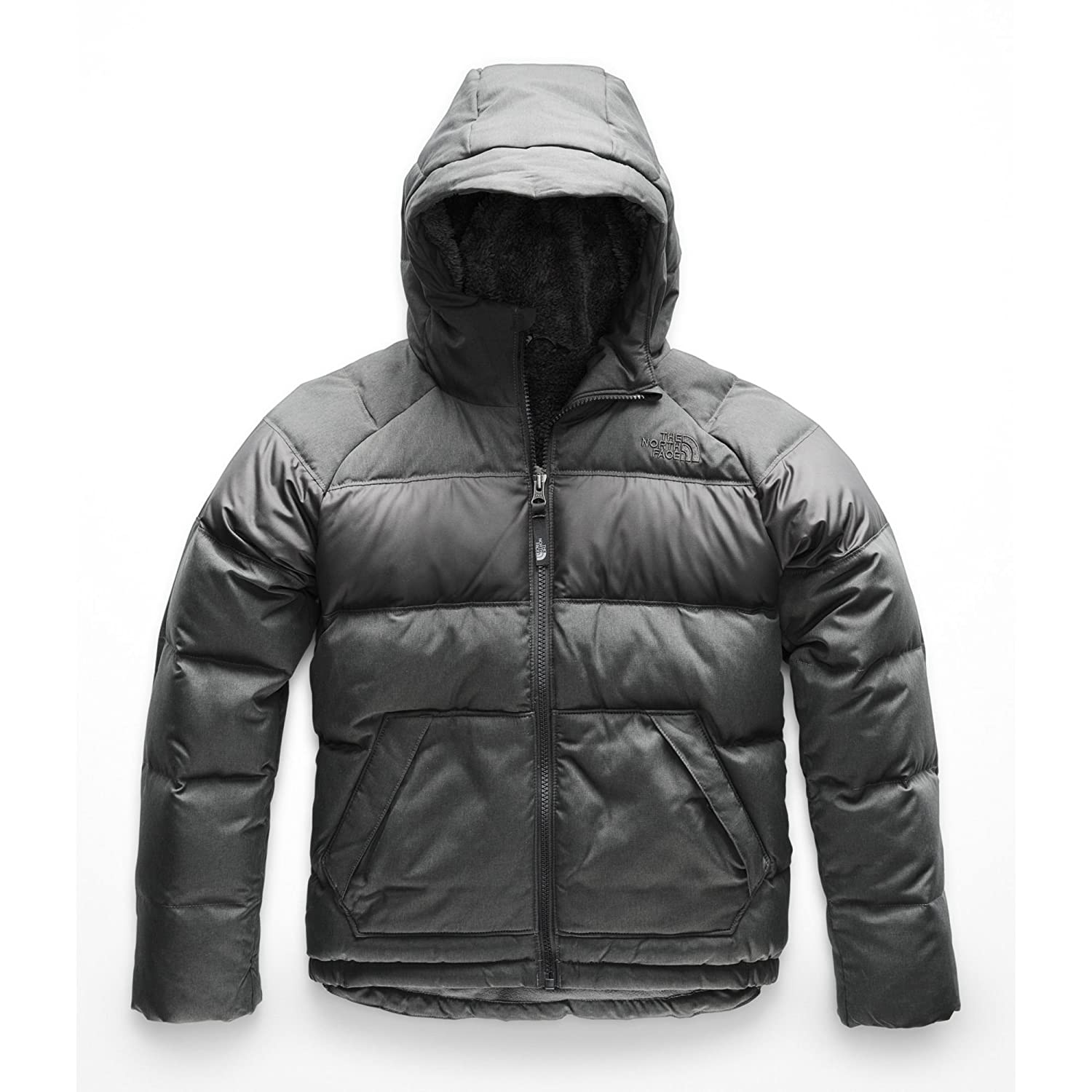 The North Face OUTERWEAR ボーイズ US サイズ: Large カラー: グレー