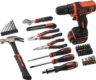 ブラックアンドデッカー(Black + Decker) 工具セット 10883