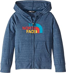 Tri-Blend Full Zip Hoodie (Toddler)