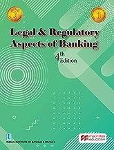 Legal & Regulatory Aspects of Banking