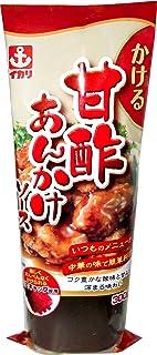 イカリ かける甘酢あんかけソース 300g×4個