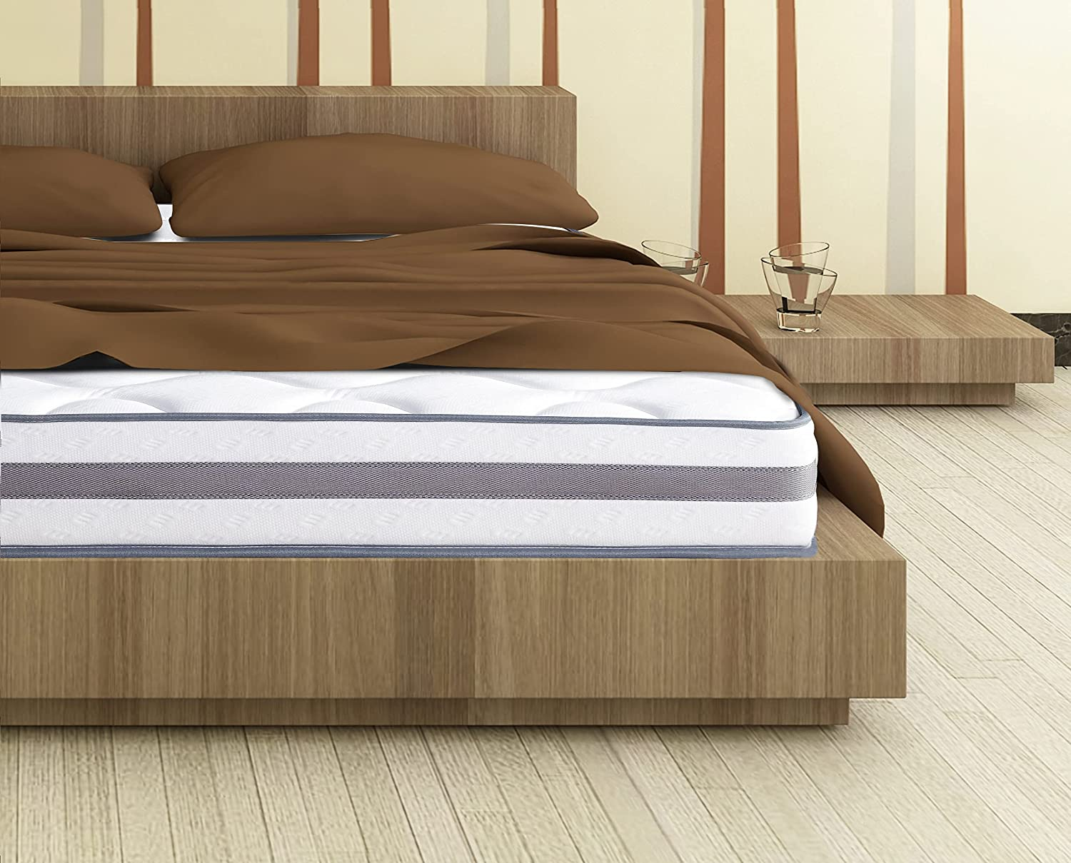 Full Size Mattress Rucas 10 Foam Memory with Direct sale High order of manufacturer Gel Inch
