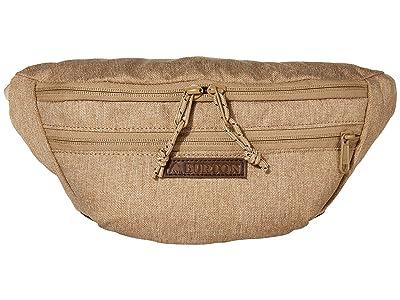 Burton Hip Pack (Kelp Heather) Handbags