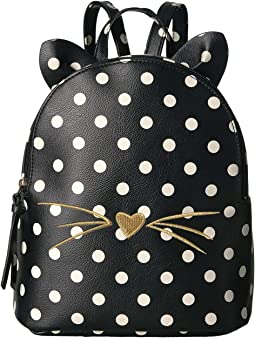 Polka Dot Dome Backpack