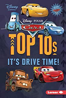 Cars Top 10s: It's Drive Time! (My Top 10 Disney)