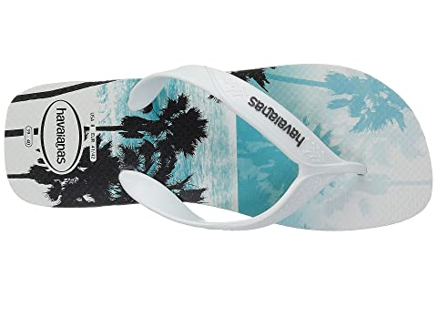 Havaianas Surf Flip-Flops White/White/Black Clearance Newest Cost Sale Online Perfect Online High Quality Sale Online zH4rxZv