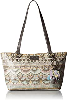 Sakroots Women's Artist Circle Small Satchel Pastel One World One Size