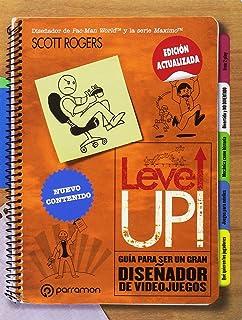 comprar comparacion LEVEL UP! Guía para ser un gran diseñador de videojuegos (Diseño Multimedia)