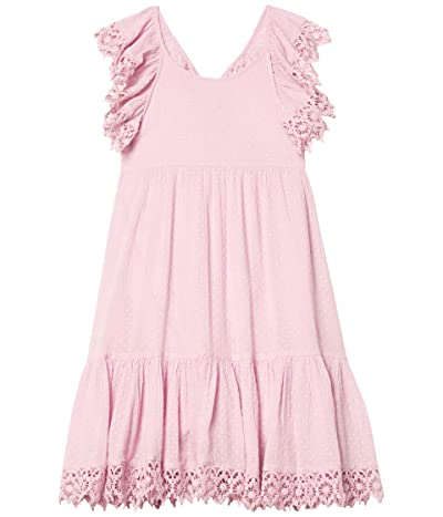 PEEK Sabrina Dress (Toddler/Little Kids/Big Kids) (Lilac) Girl