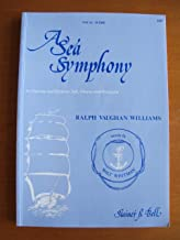 vaughan williams sea symphony vocal score