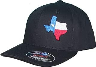 Texas State Flag Hat Cap Flexfit