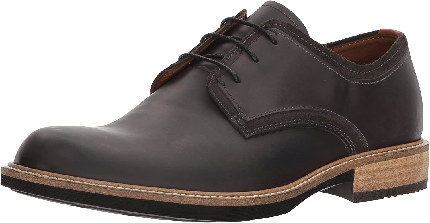 ECCO Mens Kenton Low Oxfords