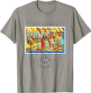 Best american coney island t shirt Reviews