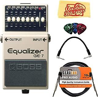 Best guitar equalizer pedal Reviews