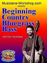 Beginning Country Bluegrass Bass