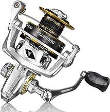 PLUSINNO Fishing Reel, 5.7:1 High Speed Spinning Reel,9...